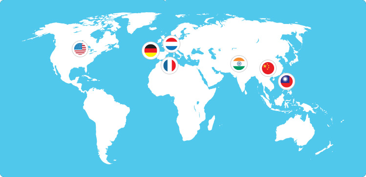 Countries that joined DBi