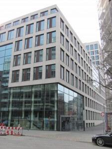 DBi Hanselaw office Hamburg Germany